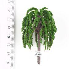 Medium Willo Bäume 6 cm 3 - Pack - War gaming.1/72,1/76 20mm scale-mwt3