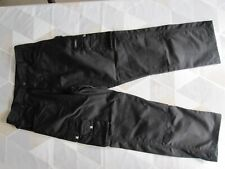 UNEEK UC906 Black Super Pro Safety Work Trousers Never Worn. W34 L31