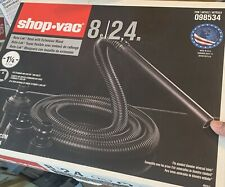 "Shop-Vac 8-ft x 1.25-in 1-1/4"" Vacuum Hose Roto-Lok extension wand"