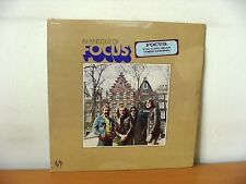 """FOCUS """"In And Out OF Focus"""" STILL SEALED LP 1973 (SIRE SAS 7404) JAN AKKERMAN"""