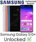 Samsung Galaxy S10+ Plus White Sprint At&t T-mobile Verizon Factory Unlocked