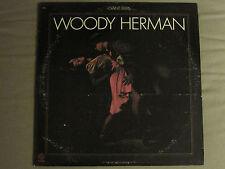 WOODY HERMAN GIANT STEPS LP ORIG '73 FANTASY SOUL JAZZ FUNK RARE GROOVE NM-