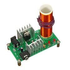 For Mini Tesla Coil Plasma Speaker Electronic Kit 15W DIY Kits DC15-24V 2A