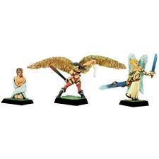 FENRYLL Pájaro mujeres X 3 figuras