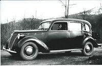 Fiat 1100 Lunga Original Photograph Excellent Condition 24cm x 18cm