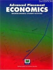 Advanced Placement Economics: Microeconomics: Student Activities