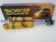 MONROE MAGNUM Front Shock Absorbers to suit Mazda BT50 4WD 06-11 Models
