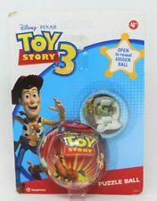 Toy Story 3 Puzzle & Hidden Ball Hedstrom Disney Pixar Movie 4 Kids Woody Buzz