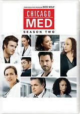 Chicago Med: Season Two (DVD, 2017, 6-Disc Set)