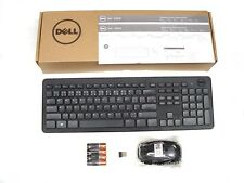 Genuine DELL KM632 Wireless Cordless Keyboard Mouse Set Kit CZECH Layout 7NWD2