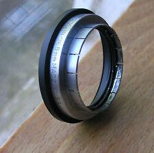 36.5mm series VI 6   bronze adaptor only push fit slip on to 49mmn (Kodak USA)
