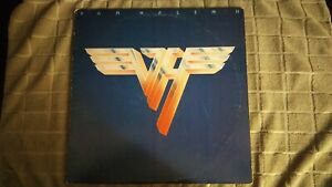 Van Halen II 2 Warner Bros HS 3312 LP Vinyl Record Vintage 1979