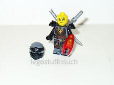 LEGO® Ninjago hands of time Destiny shadow 70623 COLE minifigure figure only