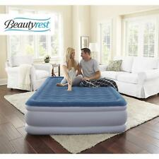 """Simmons Beautyrest Silver Queen 18"""" airbed pillowtop extraordinaire mattress"""