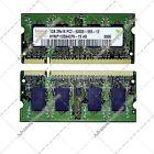 1 GB DDR2 667 PC2-5300 S MEMORIA RAM PARA PORTATIL SODIMM LAPTOP MEMORY