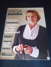 SAGA - JOAN BAKEWELL - March 2009
