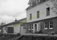 Cranbrook Railway Station Photo. Hawkhurst - Goudhurst. Paddock Wood Line. (6)