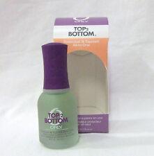 Orly Nail Treatment Base Coat/Top Coat Top 2 Bottom .6oz/18ml