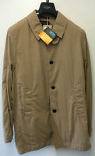 Paul Smith Men's Hip Length Collared Button Coats & Jackets