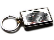 MG MGF 1.8 Convertible Car Koolart Quality Chrome Keyring Picture Both Sides!