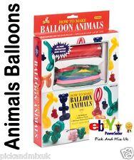 Cómo Hacer Globos Kit Niños Diversión Animal juguetes las partes paso a paso