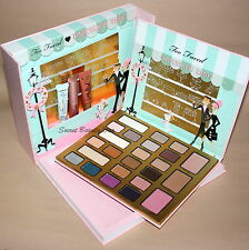 Genuine TOO FACED Chocolate Shop Palette Eyeshadow Mascara Primer Lip Gift Set