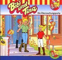Die Überraschungsparty von Bibi und Tina | CD | Zustand akzeptabel
