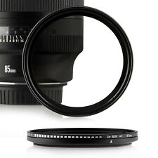 Fader Variable Filters Wide Band Adjustable ND ND2 to ND400 Eclipse 67mm Camera