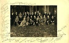 ARTHUR HONEGGER Composer important autographed photograph June 1925