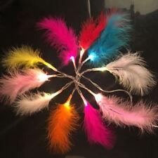 1,2M 10LED Feder Schnur Lichterketten für Party Weihnachten Dekor String Lichts