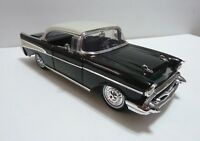 (2 Colors) JADA 1:24 SHOWROOM FLOOR 1957 CHEVROLET CHEVY BEL AIR DIECAST CAR