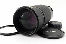 NIKON ED NIKKOR AF 80-200mm f/2.8 Lens [Exc w/Filter From Japan [5508]