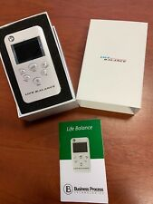 Bioresonance Therapy device Life Balance Multi-Frequency Portable Device US/Now