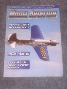 Model Aviation Magazine November 2011