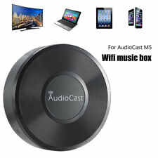 WIFI Audio Receiver AudioCast M5 Wireless Multi-room Sound Streamer Spotify DLNA