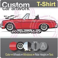 Custom T-shirt for Datsun SP310 SR SPL-311 Fairlady 1500 1600 roadster 2000 fans