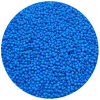 Lot of 2500pcs DIY 11/0 Rocaille 1.8mm Small Round Glass Seed Beads sky blue