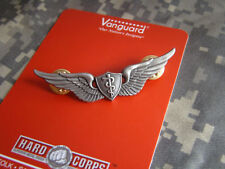 US ARMY AIRFORCE USAF SENIOR FLIGHT SURGEON WINGS BADGE PIN INSIGNIA BASIC AWARD
