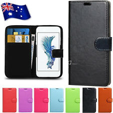 PU Leather Wallet Card Holder Universal Case Cover For Samsung Phones J2 S4 J1 S