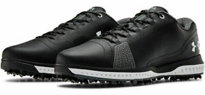 Size 9 - Under Armour 3023330-001 Fade RST 3 Golf Shoes Black
