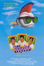 MAJOR LEAGUE Movie POSTER PRINT 27x40 Tom Berenger Charlie Sheen Corbin Bernsen