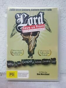 Lord Save Us From Your Followers DVD Al Franken, George W Bush, Bono DOCUMENTARY