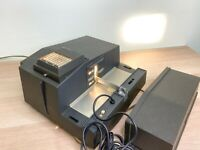 Rare Working Vintage AIREQUIPT Sprite 35 Slide Projector 2 x 2 Model 35