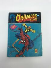 SPIDERMAN #148 - Foreign Comic Book - 1980s 80s - MARVEL - VERY RARE - 4.5 VG+
