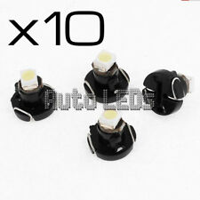 10 White SMD LED T3 Neo Wedge 12v Interior LED Bulb