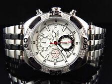 New Aqua Master Jojo Joe Rodeo Black PVD Tone 48 MM W#351 Genuine Diamond Watch