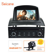 For Renault Megane II Android 7.1 In dash DVD GPS Navi Radio Stereo Head Unit