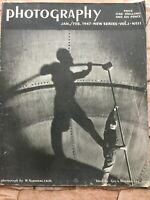 Photography Magazine - January / February 1947 - Snow Pictures