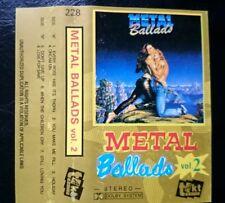 MC / Cassette - various - Metal Ballads - vol. 2 / Soft Rock, Hard Rock - (1990)