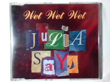 WET WET WET Julia says cd singolo GERMANY